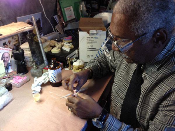Atlanta Prosthodontist, Dr. Blackburn II